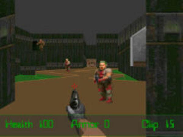 Bild zu Action-Spiel Doom