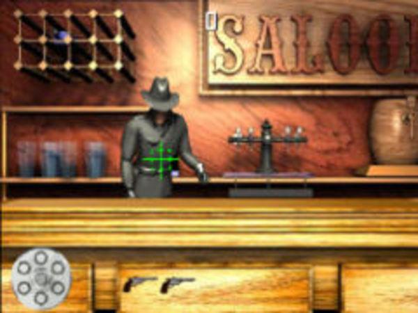 Bild zu Action-Spiel Saloonshot