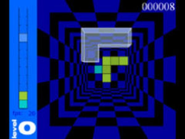 Bild zu Denken-Spiel 3D Blox