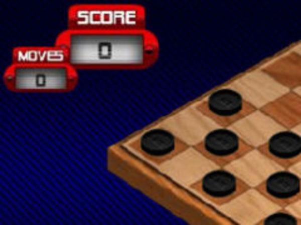 Bild zu Denken-Spiel Checkers Fun