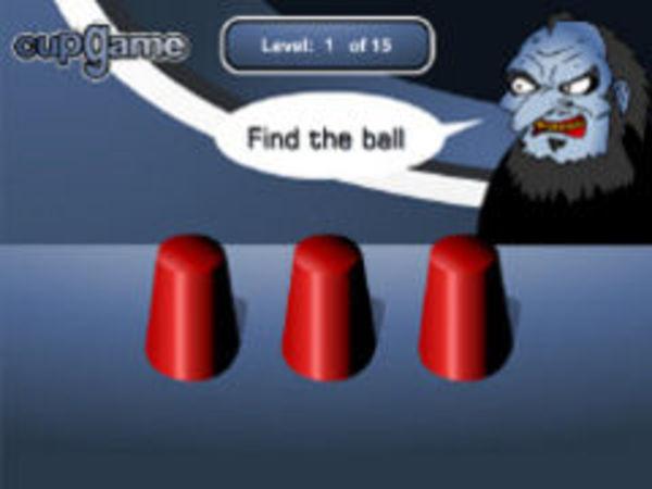 Bild zu Casino-Spiel Cup Game