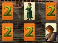 Shrek Karten spielen