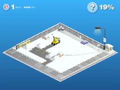 Schneesturm spielen