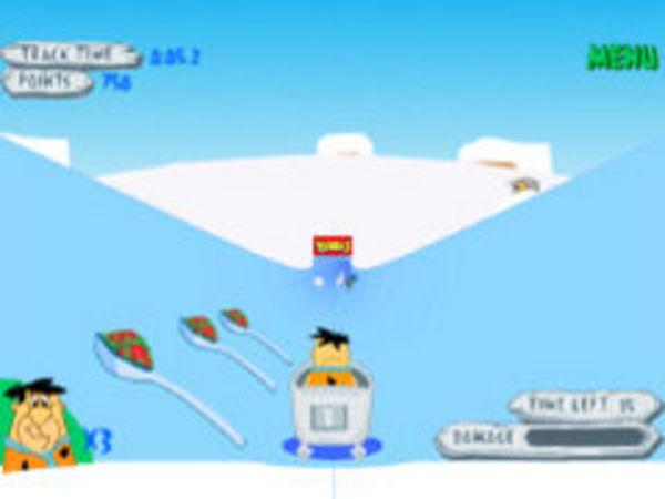 Bild zu Geschick-Spiel Bedrock - Bobs...