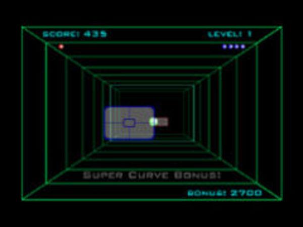 Bild zu Klassiker-Spiel Curveball