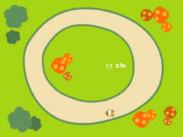 Bild zu Geschick-Spiel Hamu Circle