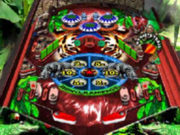 Bild zu Geschick-Spiel Jungle Quest