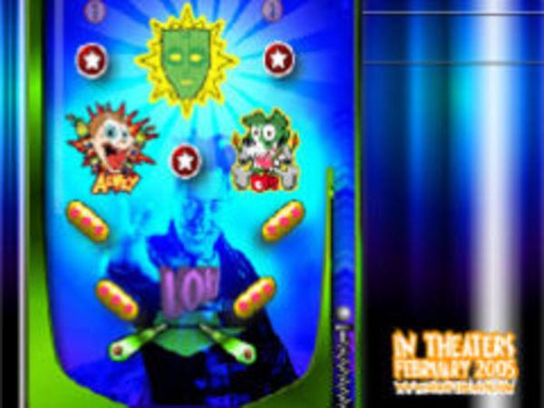 Bild zu Geschick-Spiel Mask Pinball 2