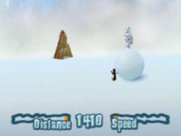 Bild zu Geschick-Spiel Snow Rider