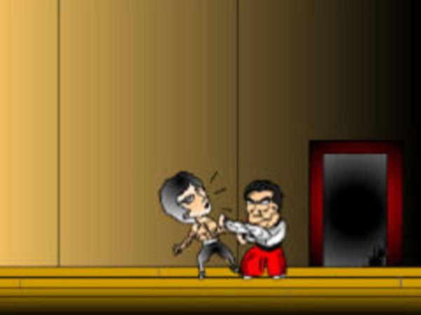 Bild zu Action-Spiel Bruce Lee