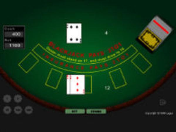 Bild zu Casino-Spiel Legus Black Jack