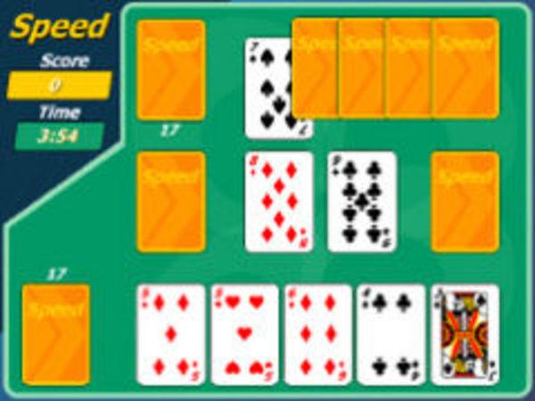 Bild zu Karten & Brett-Spiel Speed
