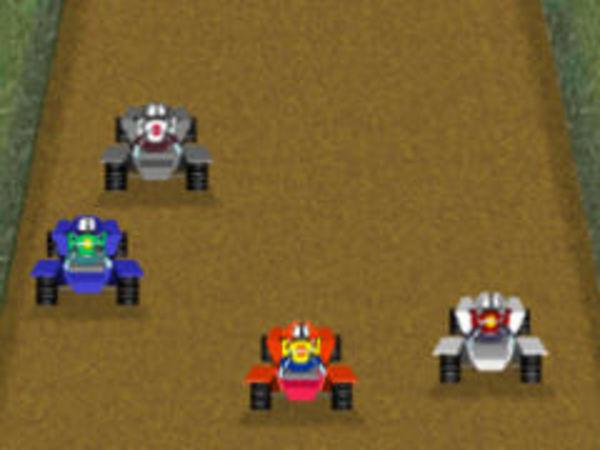 Bild zu Rennen-Spiel Mud Bike Racing
