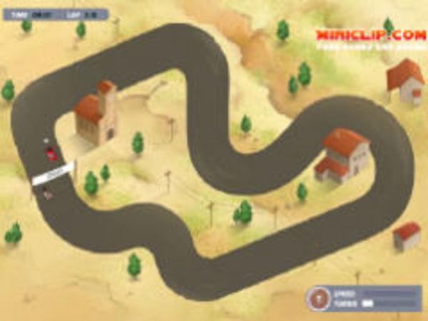 Bild zu Rennen-Spiel Rural Racer