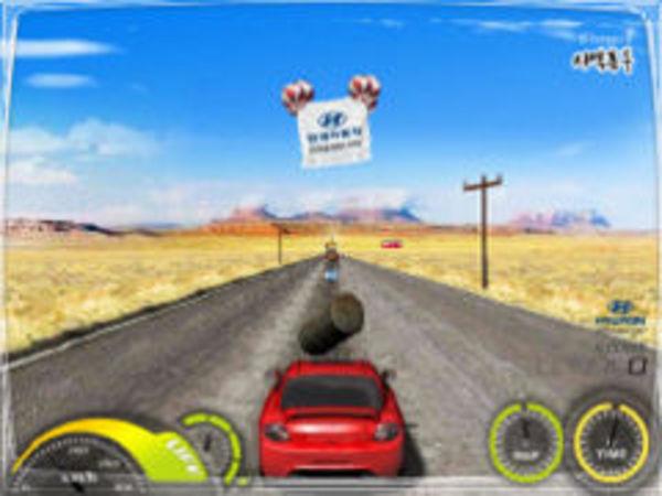 Bild zu Rennen-Spiel Speed Shot