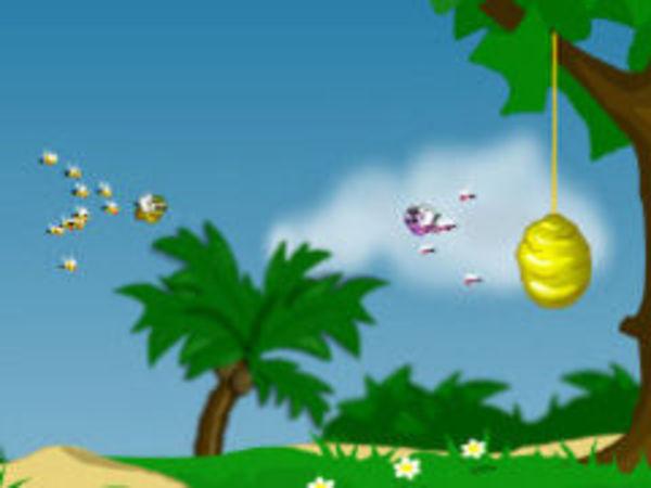 Bild zu Action-Spiel Bee Boxing