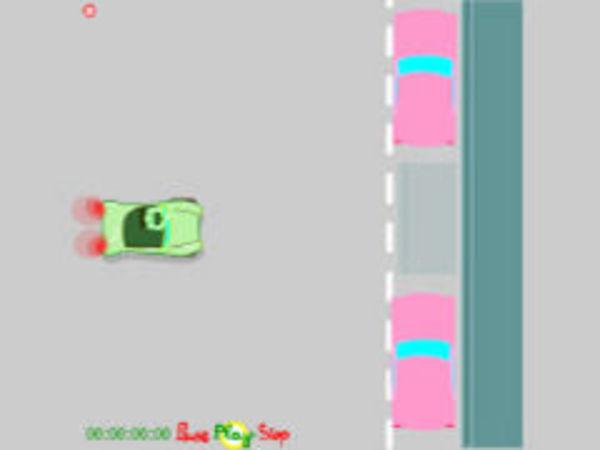 Bild zu Geschick-Spiel Einparken 2