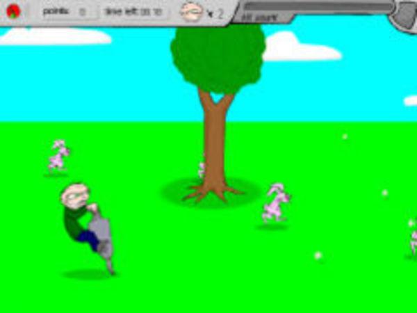 Bild zu Rennen-Spiel Jack Hammer