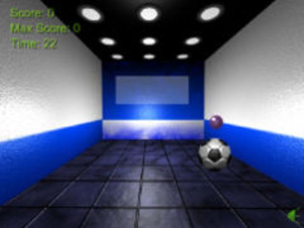 Bild zu Geschick-Spiel 3D Superball