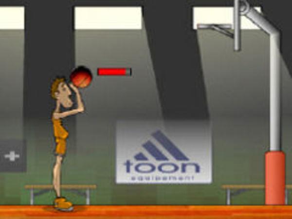 Bild zu Neu-Spiel Basketball werfen