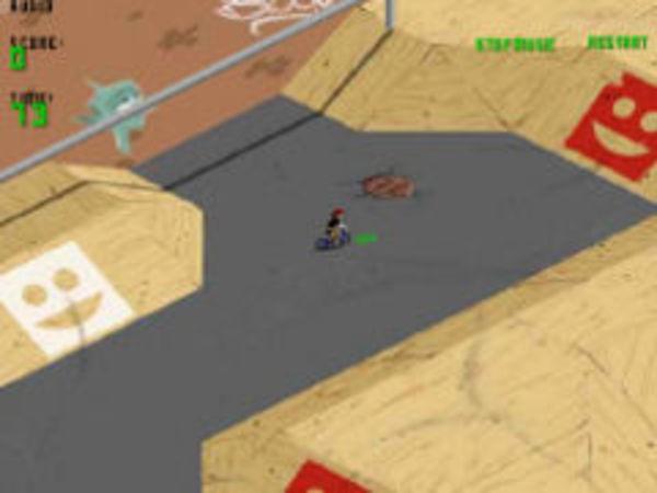 Bild zu Sport-Spiel BMX Park