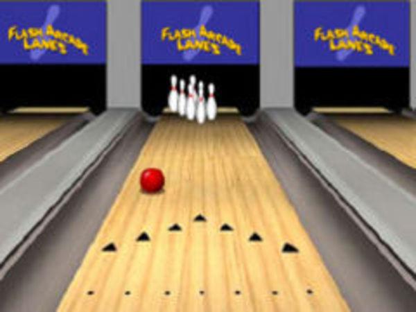 Bild zu Geschick-Spiel Bowling