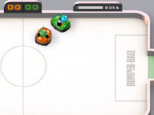 Bild zu Sport-Spiel Bumper Ball
