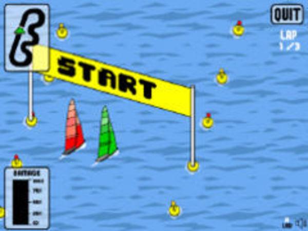 Bild zu Geschick-Spiel Captain Chaos