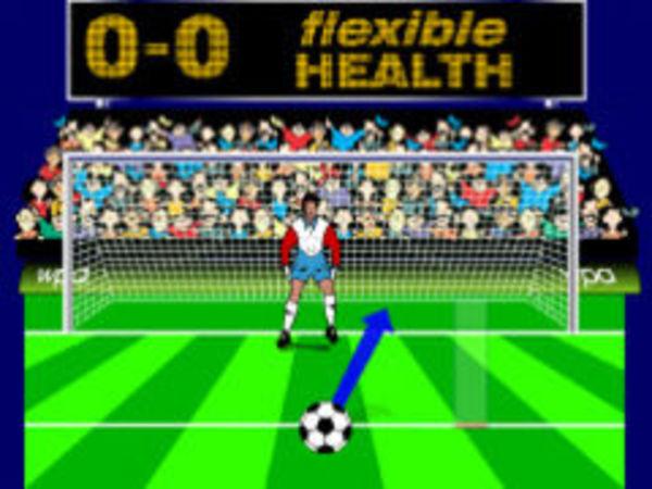 Bild zu Sport-Spiel Elfmeter schiessen