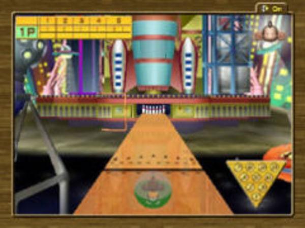 Bild zu Top-Spiel Monkey Bowling