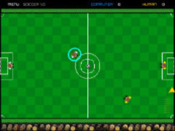 Bild zu Sport-Spiel Pocket Soccer