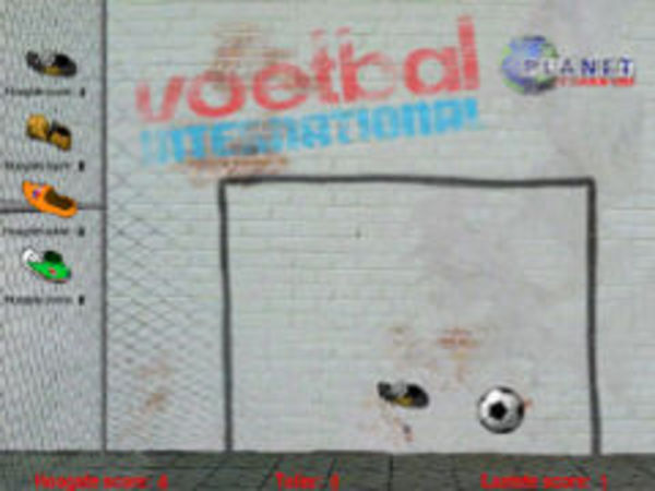 Bild zu Sport-Spiel Vootbal Int