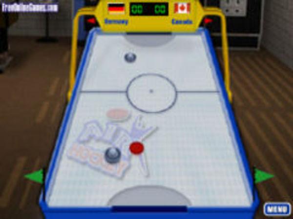Bild zu Geschick-Spiel Air Hockey 4