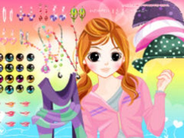 Bild zu Kinder-Spiel Jenny-Dress