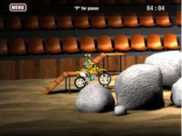 Bild zu Geschick-Spiel Dirtbike Online