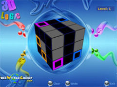 3d Logic Game spielen
