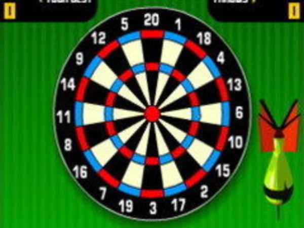 Bild zu Top-Spiel 501 Dart