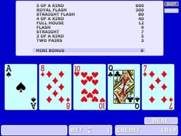 Bild zu Karten & Brett-Spiel American Poker 2