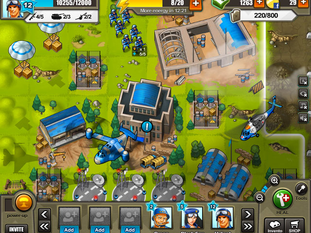 Army Attack Screenshot 1
