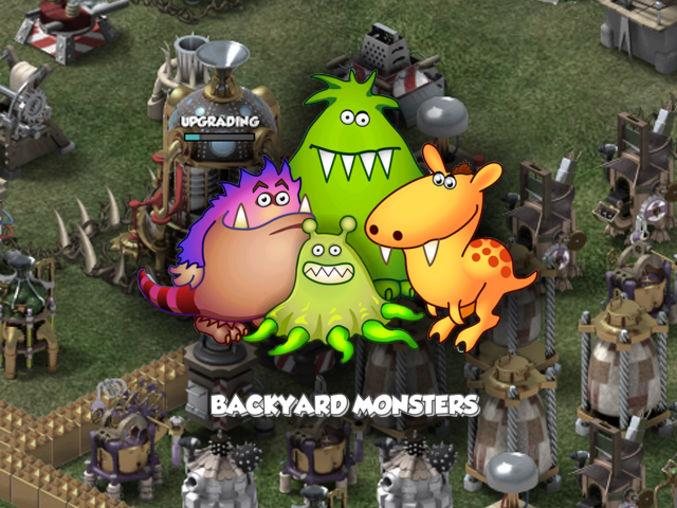 Backyard Monsters