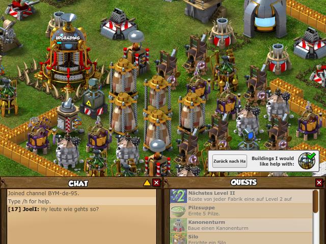 Backyard Monsters Screenshot 1