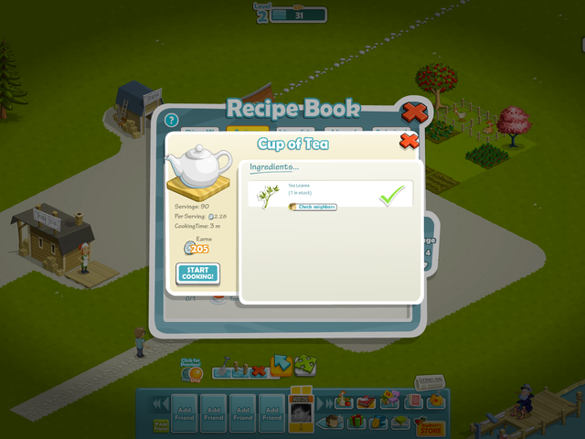 Gourmet Ranch Screenshot 1