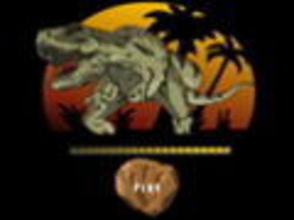 Bild zu Geschick-Spiel Jurassic Pinball