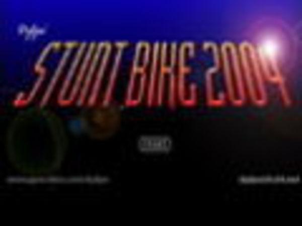 Bild zu Rennen-Spiel Stunt Bike 2004