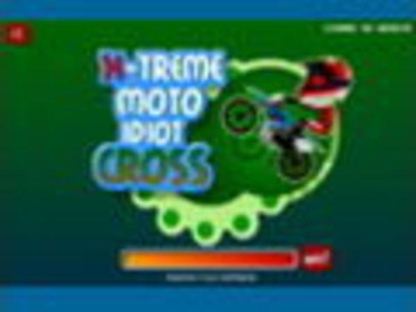Bild zu Rennen-Spiel Xtreme Moto Idiot