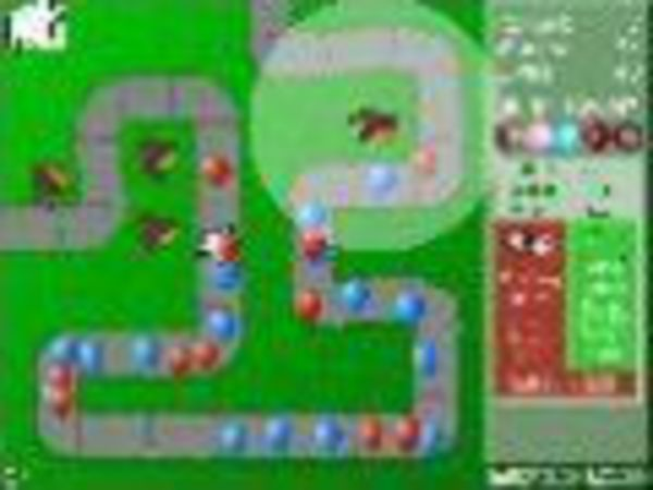 Bild zu Strategie-Spiel Bloons Tower Defense