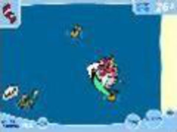 Bild zu Top-Spiel Boat Race