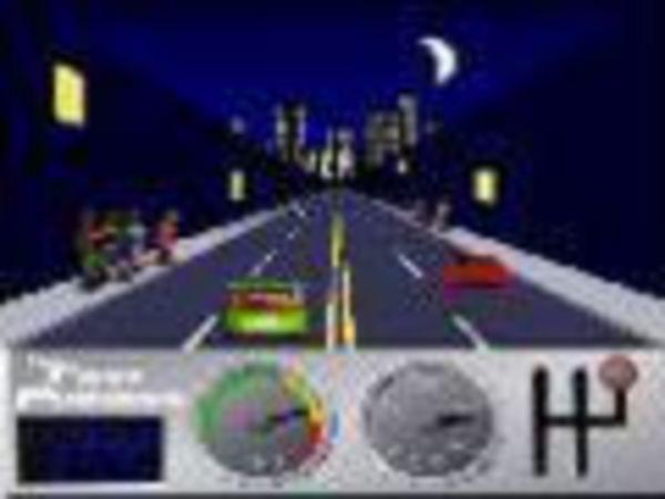Bild zu Rennen-Spiel Fast and Furious
