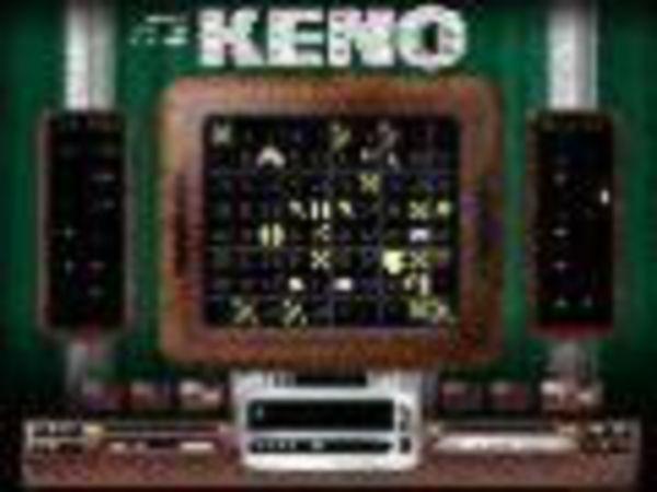 Bild zu Casino-Spiel Keno