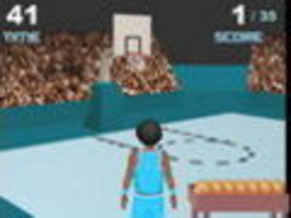 Bild zu Top-Spiel 3D Basketball
